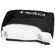 Held Vanero Tanque bolsa / bolsa de cola Negro Blanco un tamaño