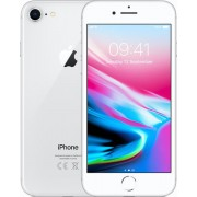SPACE@COM - Apple Iphone 8 256GB Wit + 3D Glass