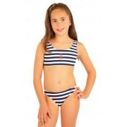 LITEX Dívčí plavky kalhotky bokové. 93579 152