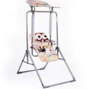 Детска градинска люлка Funny, Moni, бежова, 356194