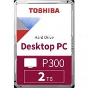 "Toshiba Interní pevný disk 8,9 cm (3,5"") Toshiba P300 HDWD120UZSVA, 2 TB, Bulk, SATA III"