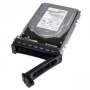Твърд диск Dell 600GB 10K RPM SAS 12Gbps 2.5in Hot-plug Hard Drive3.5in HYB CARRCusKit, 400-AJPH