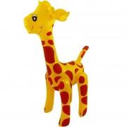 Merkloos Opblaasbare giraffe 59 cm decoratie/speelgoed
