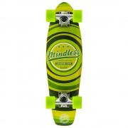 """Cruiser Mindless Longboards Daily Stained II green 24""""/61cm"""