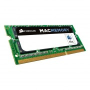 Memoria Ram DDR3 Sodimm Corsair 1333MHz 8GB PC3-10600 CMSA8GX3M1A1333C9 Apple Certified