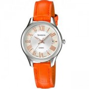 Дамски часовник CASIO SHEEN SWAROVSKI EDITION SHE-4050L-7AUER