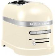 KitchenAid Toster na 2 kromki Artisan kremowy