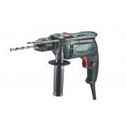Metabo Perceuse à percussion 650 watts à variateur électronique SBE 650