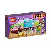 Lego Friends 3186: Emmas / Emmas Horse Trailer Good Gift To Your Lovely Fast Shipping Ship Worldwide From Hengheng Shop