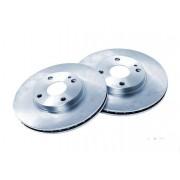 TEXTAR Juego de 2 discos de freno TEXTAR 92081500