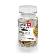 Vitamine Swiss Energy, Multivit, Nano Capsule, 30 buc.