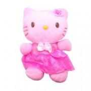 Jucarie de plus Hello Kitty roz 20 cm
