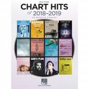 Hal Leonard Chart Hits Of 2018-2019 Easy Piano