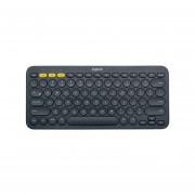 Teclado Bluetooth Logitech K380, Multidispositivo Versión Español.