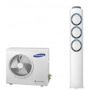 Samsung Colonna Af24fssdawkneu / Af24fssdawkxeu 24000 Btu/h Inverter Pompa Calore A++