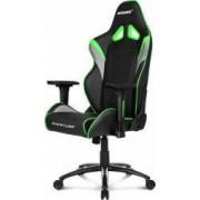 Scaun Gaming AKRacing Overture Verde