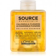 L'Oréal Professionnel Source Essentielle Calendula Flowers & Chamomile Flowers нежен шампоан За коса 300 мл.