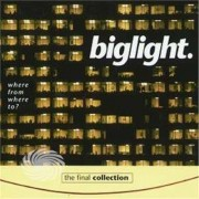 Video Delta BIG LIGHT - FINAL COLLECTION - CD