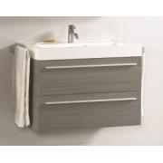 Ansamblu mobilier Riho cu lavoar 100cm gama Bologna, SET 54 Standard