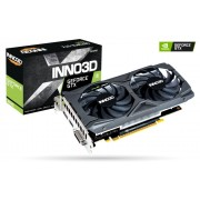 VC, Inno3D GTX1650 Twin X2 OC V2, 4GB GDDR6, 128bit, PCI-E 3.0 (N16502-04D6X-1720VA30)