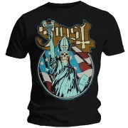 Tricou Ghost: Statue Of Liberty