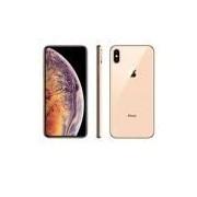 iPhone XS Max Dourado com Tela de 6,5, 4G, 64 GB e Câmera de 12 MP