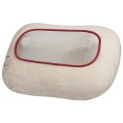 Perna de masaj Shiatsu Evomed MC-81E (Alb/Rosu)