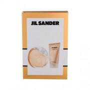 Jil Sander Sensations подаръчен комплект EDT 40ml + 50ml крем за тяло за жени