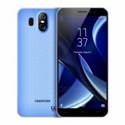 HOMTOM S16 de 5.5 pulgadas 640 * 1280 HD IPS 18: 9 telefono de pantalla completa con 2 GB de RAM + 16 GB de ROM - azul
