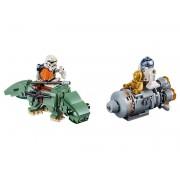 Lego Microfighters: Cápsula de Escape vs. Dewback™
