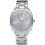 DKNY Quartz Silver Round Women Watch NY8002 DKNY