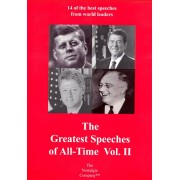 The Greatest Speeches of All Time, Vol. 2: The Nostalgia Company [DVD]
