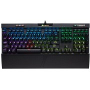 Tastatura Gaming Corsair K70 RGB MK.2 Rapidfire, Cherry MX Speed (Negru)