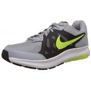Nike Men Wolf Grey, Volt, Black and White Running Shoes -10 UK/India (45 EU)(11 US)