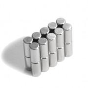 Magnet neodim cilindru 3mm x 6mm