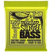 Ernie Ball Regular Slinky Nickel Wound Bass Set .050 - .105