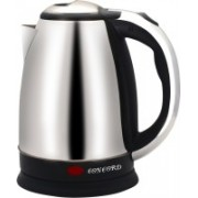 Concord TPSK-1806 Electric Kettle(1.8 L, Steel, Black)