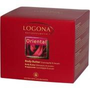 LOGONA - Keleti kakaóvajas testápoló krém 200ml