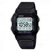 Reloj digital de los hombres del casio W-800H-1AVDF - negro (sin la caja)