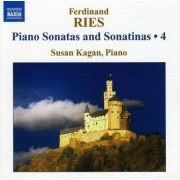 F. Ries - Complete Sonatas and Sona (0747313229970) (1 CD)