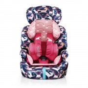 Cosatto CT3290 Zoomi Group 123 Anti-Escape Car Seat Magic Unicorns