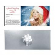Ajándékutalvány Karácsonyra 15 000 Ft értékben