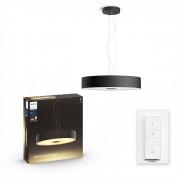 Philips Hue 40339/30/P6 LED závěsný lustr Fair 1x39W 2200-6500K - Bluetooth, s dálkovým ovladačem