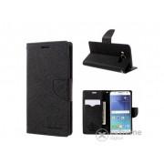 Husa piele Mercurycase Fancy Diary pentru Samsung Galaxy J5 (2016) (SM-J510), negru