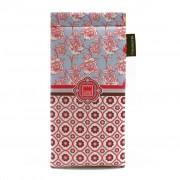 Porta-óculos - Floral Quilt