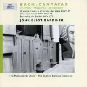 J.S. Bach - Whitsun Cantatas (0028946358429) (1 CD)