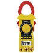 HOLDPEAK 6207 Digitális lakatfogó multiméter nagyáramú VDC VAC ADC AAC ellenállás kapacitás hőmérséklet.