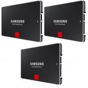 SAMSUNG EVO SSD Bundle - Includes MZ-7KE2T0BW 2TB and 2x MZ-M5E250BW 250GB SSD drives