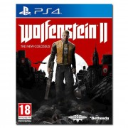 Koch Media Wolfenstein 2 - The New Colossus - PS4