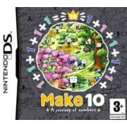 Make 10 A Journey Of Numbers Nintendo Ds